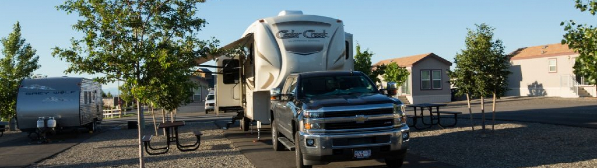 Fifth Wheel Site